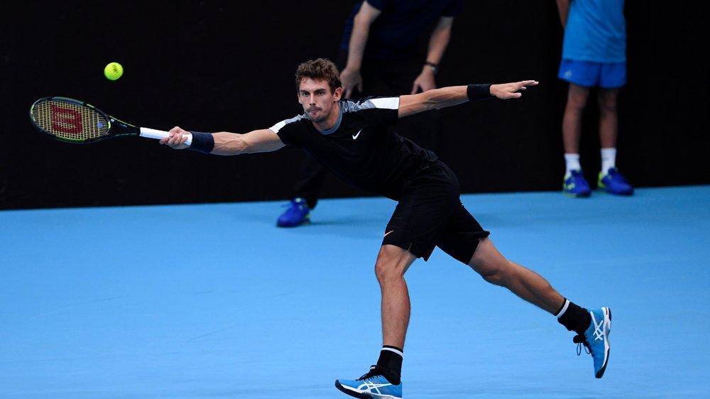 A 25 ans, Henri Laaksonen ne dispute que son second grand chelem après Wimbledon en juin dernier.