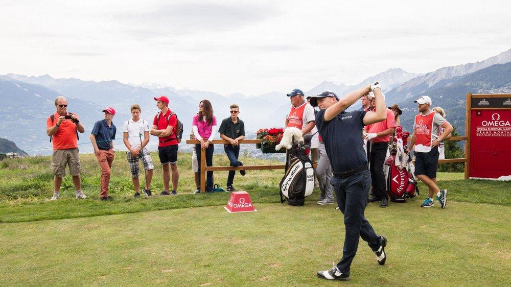Alex Noren, 11e joueur mondial  et tenant du titre, figure parmi  les favoris à la victoire la semaine prochaine sur le Severiano Ballesteros.