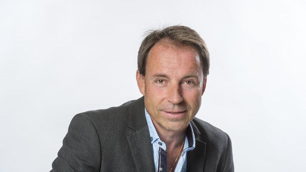 Christophe Spahr, journaliste au «Nouvelliste».