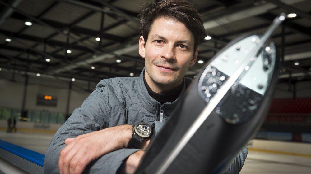 Stéphane Lambiel compose actuellement avec son métier d'entraîneur et sa passion de patineur.