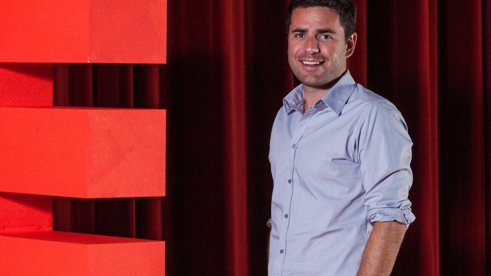 Interview de Johann Roduit, cofondateur des TEDx Martigny