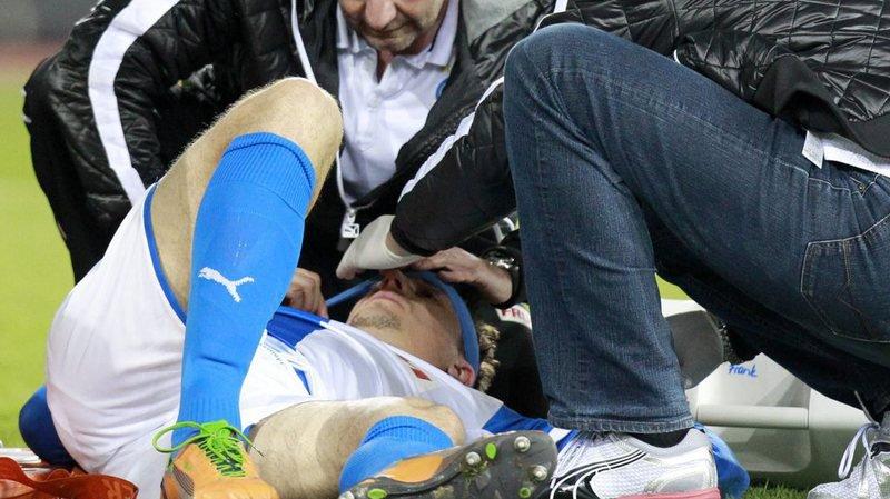 Sports: le football fait 45'000 blessés chaque année en Suisse et ça coûte 180 millions aux assureurs