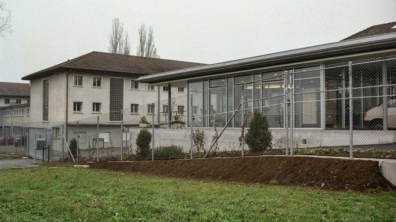 La ressortissante croate s'était évadée fin janvier de la prison pour femmes de Hindelbank (BE).