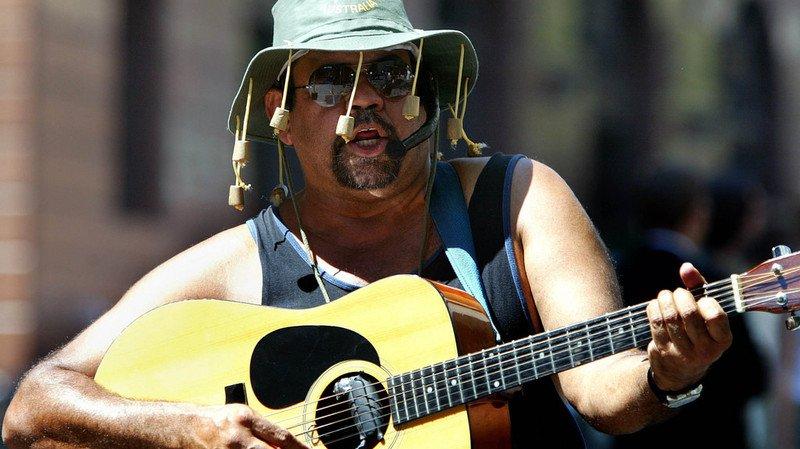 Au Danemark, les musiciens de rue ont intérêt à bien chanter, sous peine de se faire arrêter.