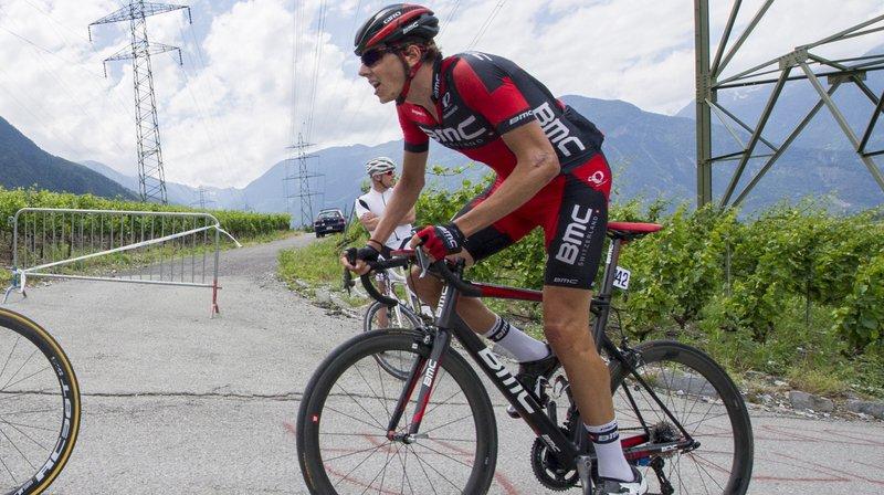 Kilian Frankiny devrait remonter sur un vélo d'ici quatre à six semaines.