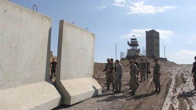 Proche-Orient: la Turquie a entamé la construction d'un mur à sa frontière avec l'Iran