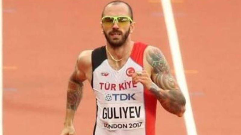 Mondiaux d'athlétisme de Londres: le Turc Ramil Guliyev crée la surprise en remportant le 200 m
