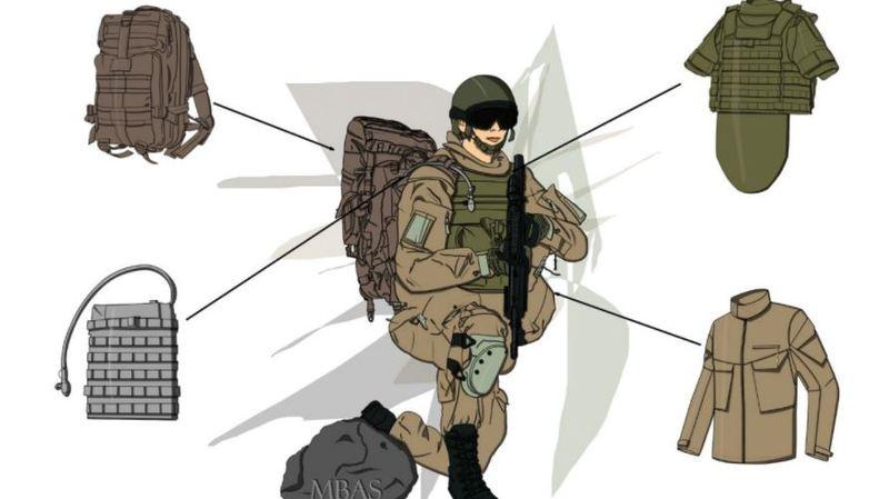 Armée: de nouvelles tenues militaires pour 250 millions