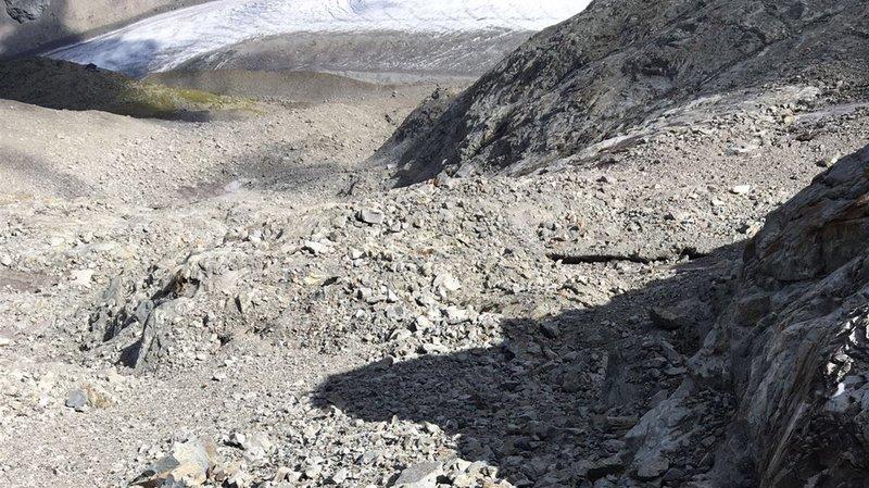 Engadine: un alpiniste tué par un éboulement sous les yeux de son frère
