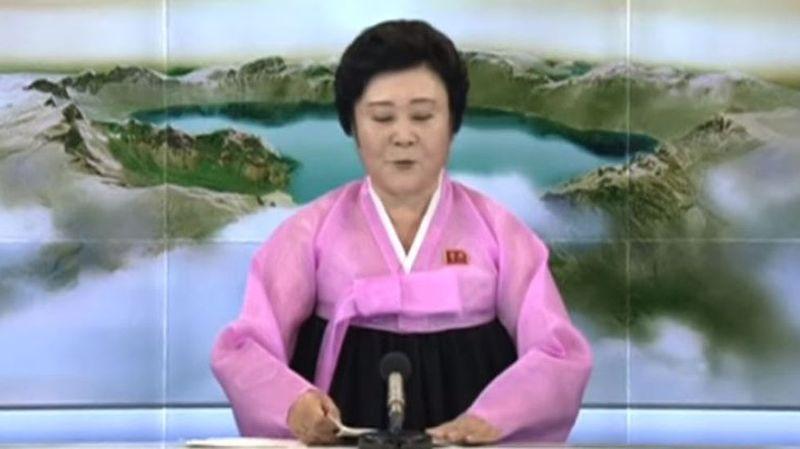 Corée du Nord: Pyongyang sort sa présentatrice favorite pour son sixième essai nucléaire