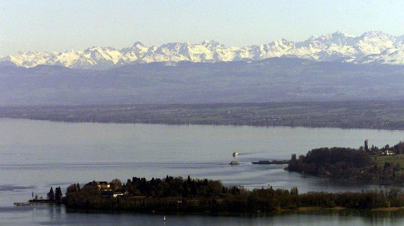 Un petit avion parti de Zurich s'écrase dans le lac de Constance avec 2 personnes à bord