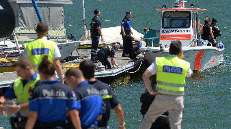 Tessin: un Suisse de 63 ans noyé dans la rivière Tresa