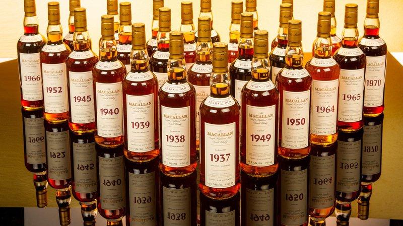 Saint-Moritz: un riche touriste chinois s'offre un verre de whisky à... 9'999 francs