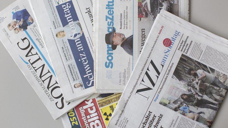 Revue de presse: éboulement à Bondo, succession Burkhalter, extrémisme ou salaires font les titres ce dimanche