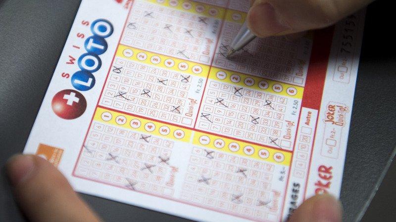 Loterie: le Swiss Loto vient de faire un nouveau millionnaire