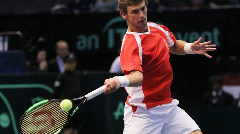 Coupe Davis: l'équipe suisse menée par Laaksonen et Chiudinelli