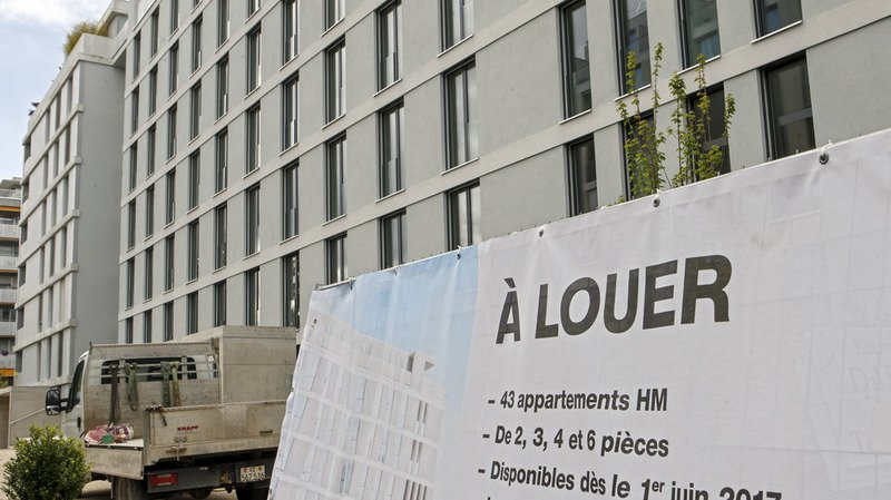 Immobilier: le marché se stabilise en particulier sur La Côte et dans le Valais