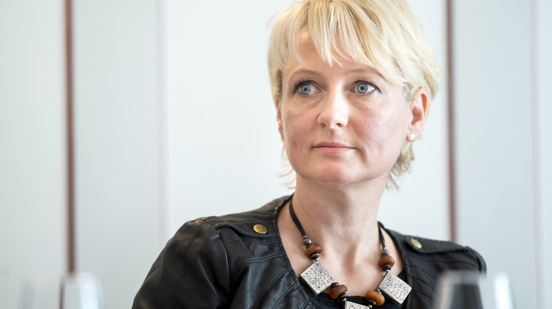 Succession de Burkhalter: Isabelle Moret (PLR/VD) annonce sa candidature au Conseil fédéral