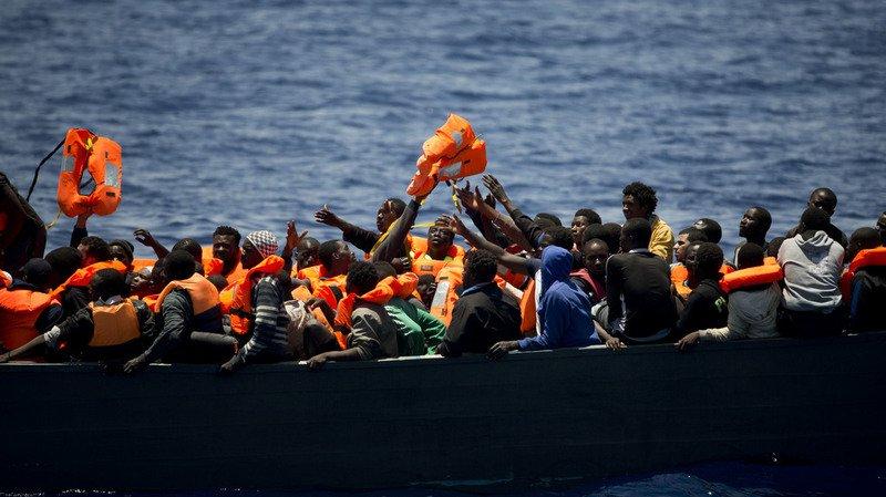 Parmi les réfugiés se trouvaient au moins 35 mineurs dont un bébé.