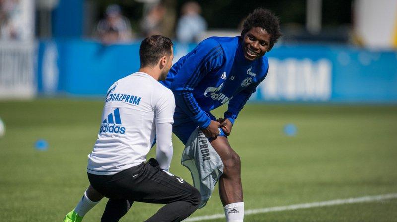 Allemagne: après 321 jours d'absence, Breel Embolo marque deux fois en amical