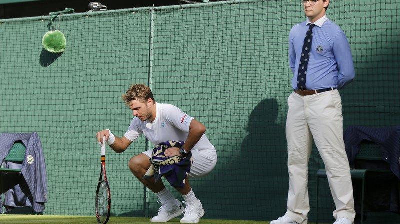 Tennis: blessé au genou, Stan Wawrinka doit mettre un terme à sa saison