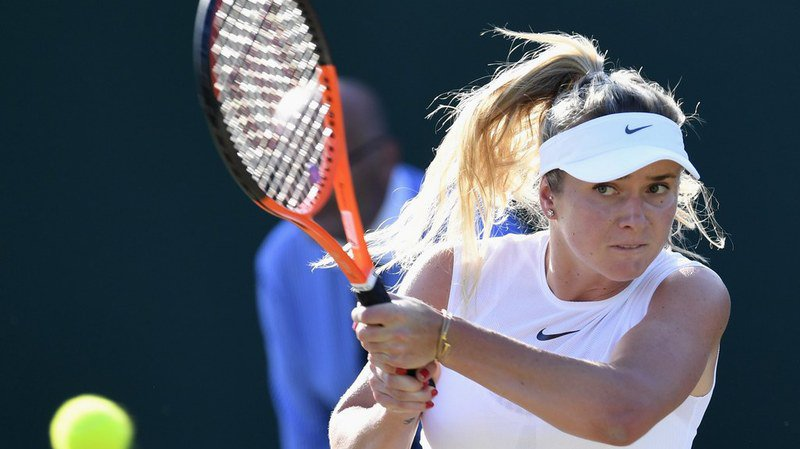 Elina Svitolina (WTA 5) a cueilli à Toronto son cinquième titre de l'année. (Archives)