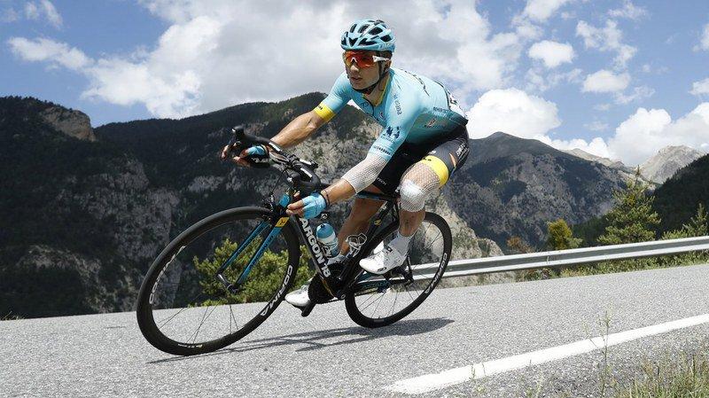 Tour d'Espagne: Alexey Lutsenko gagne en solitaire la 5e étape de la Vuelta