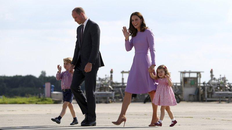 La famille royale va s'agrandir.