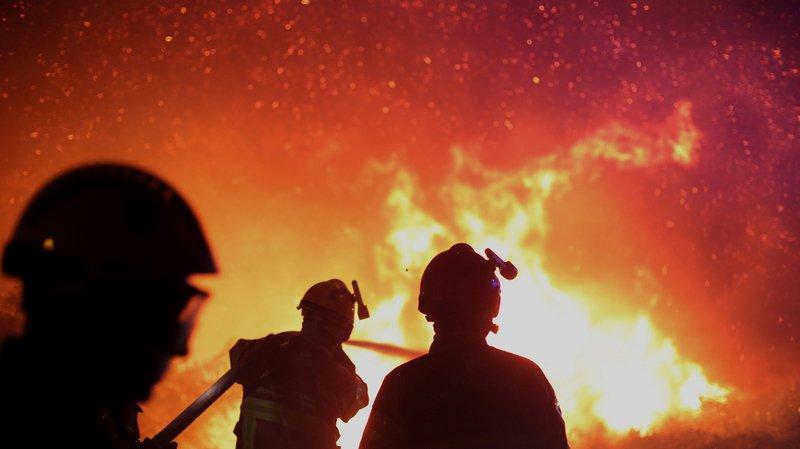 Corse: un homme inculpé et écroué pour incendie volontaire
