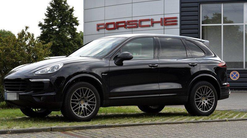 Dieselgate: Berne interdit toute nouvelle immatriculation de Porsche Cayenne manipulés