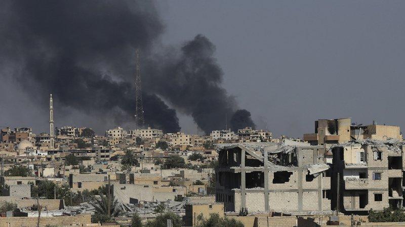 La ville de Raqqa pourrait être entièrement libérée d'ici le mois d'octobre.