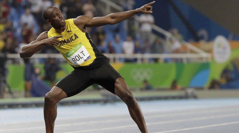 Usain Bolt devrait une nouvelle fois faire parler la foudre, samedi, à Londres.