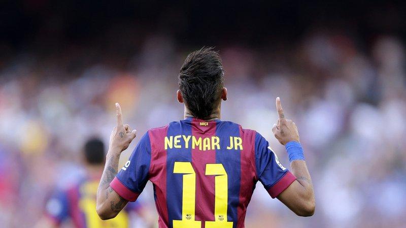 Football: la Ligue française demande à son homologue espagnole de laisser Neymar venir au PSG