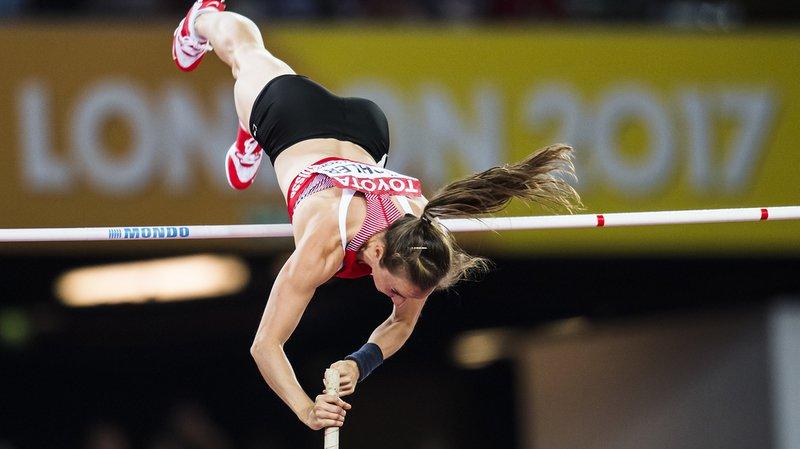 Mondiaux d'athlétisme à Londres: la Biennoise Nicole Büchler en finale à la perche