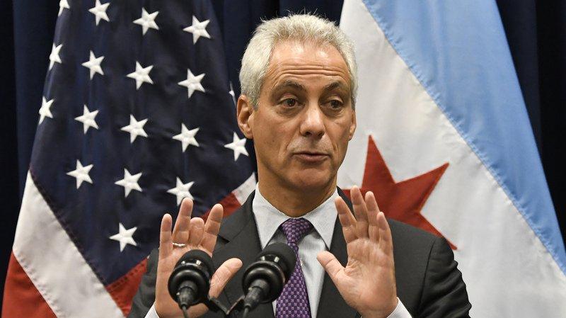Etats-Unis: Chicago dénonce l'administration Trump