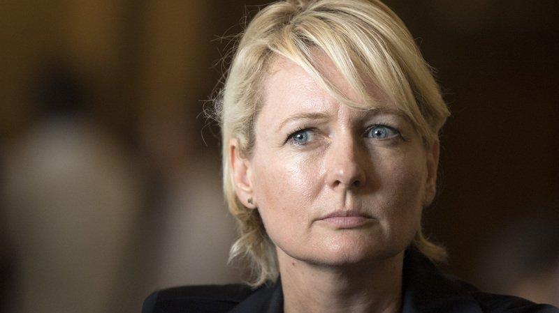 Isabelle Moret s'est portée candidate au Conseil fédéral.