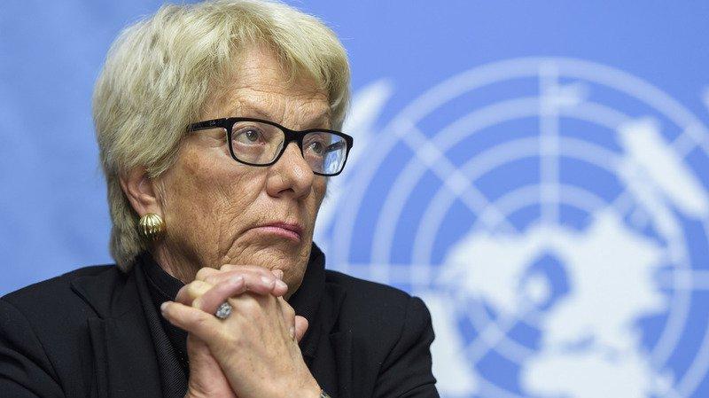 Les preuves sont suffisantes pour condamner le président syrien Bachar al-Assad de crimes de guerre, assure Carla Del Ponte.