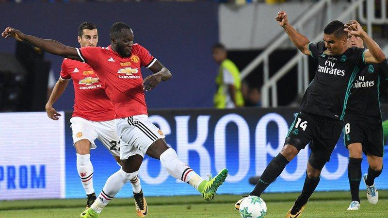 Supercoupe d'Europe: le Real Madrid conserve son titre face à Manchester United