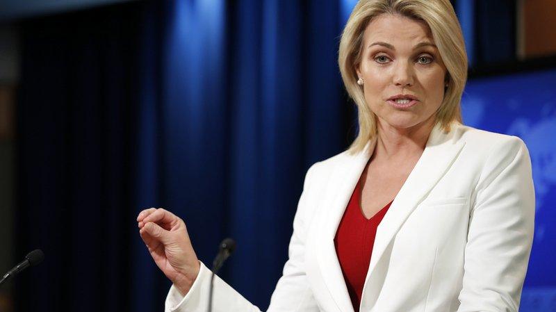 La porte-parole du département d'Etat, Heather Nauert a posé un ultimatum. Les russes ont jusqu'au 2 septembre pour fermer les bureaux diplomatiques en question.