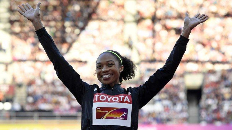 Mondiaux d'athlétisme de Londres : Allyson Felix remporte sa 16e médaille mondiale