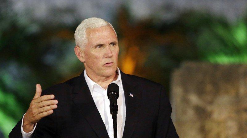 """Charlottesville: """"Pas de tolérance pour la haine et la violence"""" de l'extrême-droite, assure le vice-président américain"""
