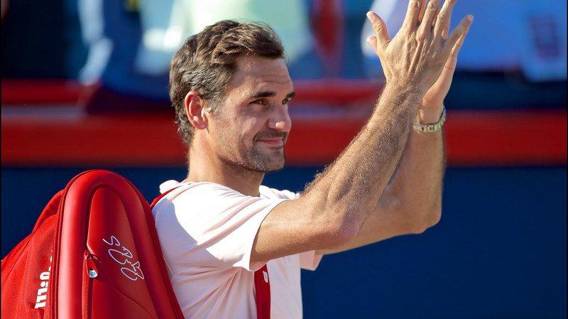 Roger Federer a ressenti une gêne au dos contre Zverev et hésite à jouer à Cincinnati