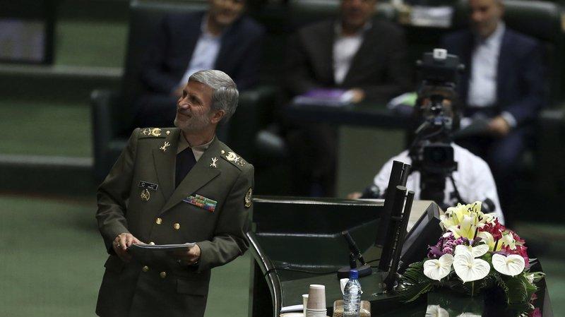 Iran: exporter des armes aux nations alliées devient la priorité du nouveau ministre de la Défense