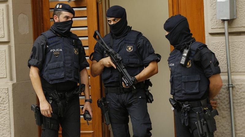 "Barcelone: La cellule terroriste ""complètement démantelée"" selon la police espagnole"