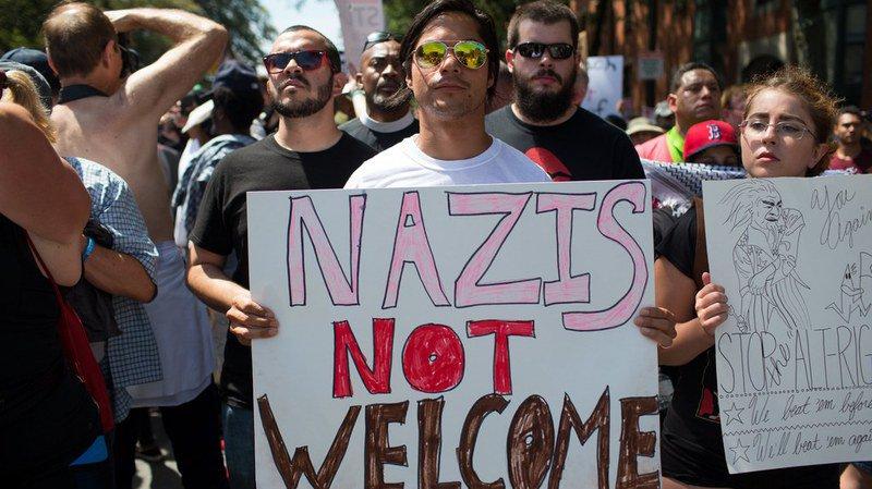 USA: des milliers de manifestants s'unissent contre le racisme à Boston