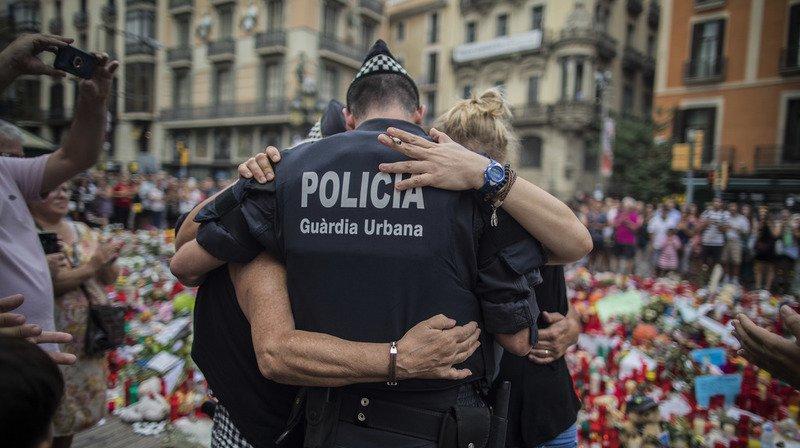 Espagne: deux hommes préparaient un attentat encore plus important que ceux de Catalogne