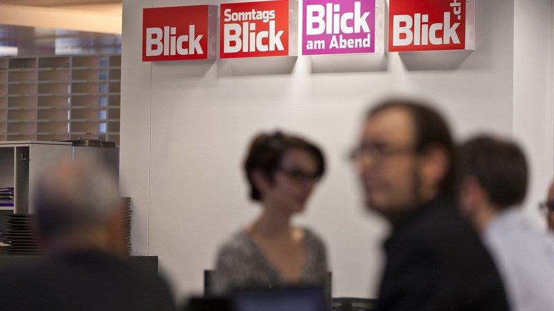 Médias: après la restructuration de Tamedia, c'est au tour de Ringier de restreindre le budget du Blick