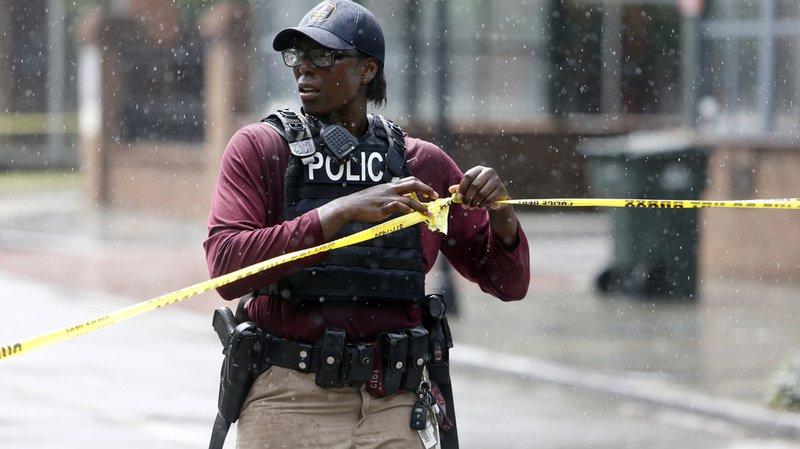 Etats-Unis: coups de feu et prise d'otage dans un restaurant à Charleston