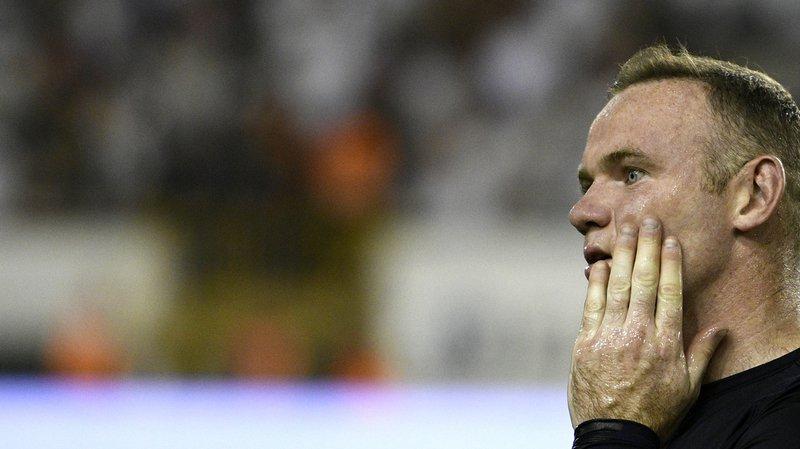 Angleterre: le footballeur Wayne Rooney arrêté pour conduite en état d'ivresse