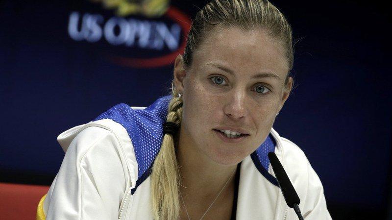 US Open: tenante du titre, Angelique Kerber éliminée dès le 1er tour
